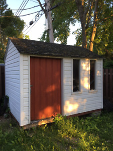Garden Shed (Cabano) 10ft x 7ft