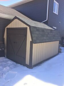 Baby barn/storage shed 8' x 12'