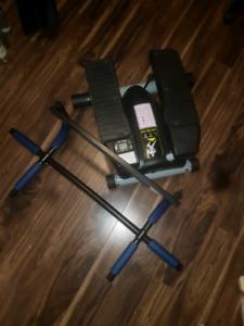 Lateral Thigh Trainer and Pull Up Bar