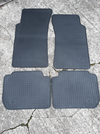 Ford sierra cosworth rs500 ford rubber mats rare waffle new xr4i ghia