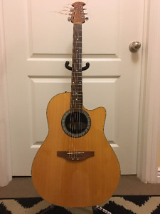 Ovation Celebrity CC-026 Acoustic electric