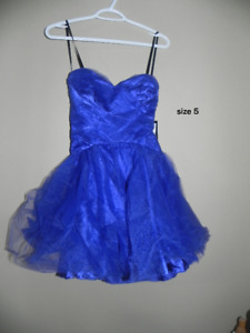 new with tags beautiful tulle dress size 5