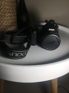 Nikon COOLPIX L810 16.1 MP Digital Camera (26X zoom)
