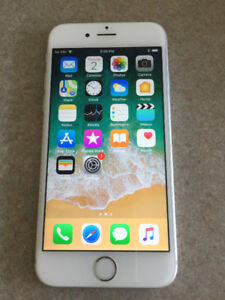 iPhone 6S-16GB Silver (unlocked) - As New Condition