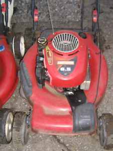 Craftsman self-propelled lawnmower