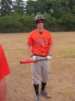 Wanted: Players for Competitive Men's Baseball Team l