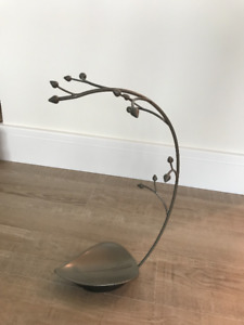 Metal Tree Branch Style Jewelry Holder