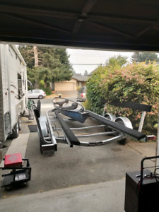 Like New Road Runner trailer - motivated. 7800 or trades