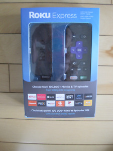 ROKU EXPRESS ROUTER FOR TV
