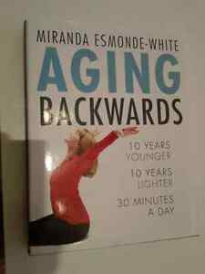 Aging Backwards-Miranda Esmonde-White Gatineau Ottawa / Gatineau Area image 1