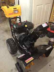 Brand new craftsman snowblower