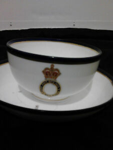 TEA CUP AND SAUCER FROM WINDSOR CASTLE