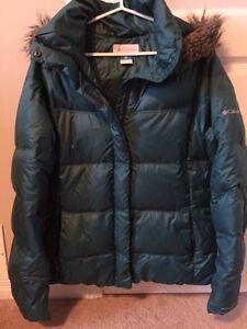 Woman's Columbia Winter Coat