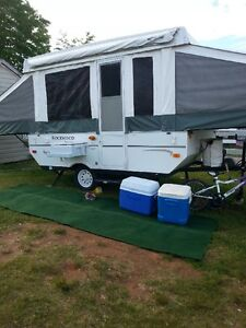 TENT TRAILER FOR SALE! MUST SELL ASAP!!