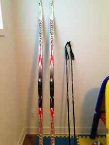 Skis de fond Salomond Élite 6