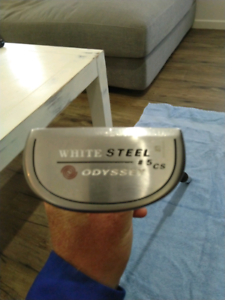 Odyssey White Sterl Putter