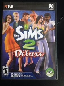 Sims computer game