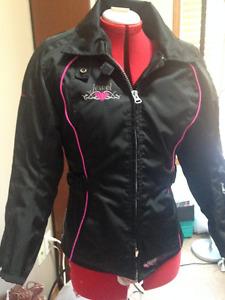 M2R Ladies Motorcycle Jacket