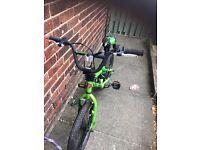 Bec kids bike