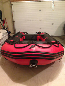 Mercury 380HD Inflatable Boat