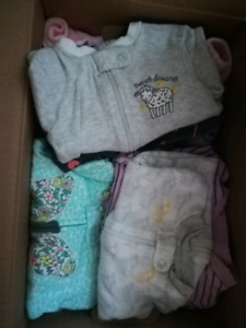 Baby Girl Clothes NB-3 Months