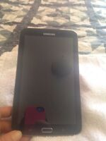 Samsung Galaxy tab 4 with memory card