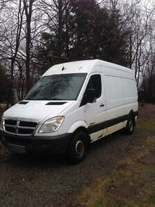 2007 Dodge Sprinter Fourgonnette, fourgon