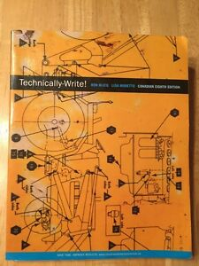 Technically-Write! Canadian Eighth Edition