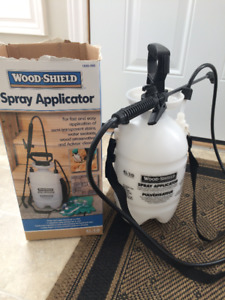 deck and stain sprayer