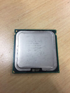 Intel Xeon E5472 processor with adapter for LGA 775