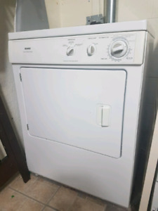 Kenmore dryer in great working condition