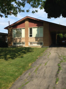 *AVAILABLE SEPT 15th* Beautiful Raised BUNGALOW