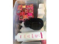 Maxtrix hair colours and equipment