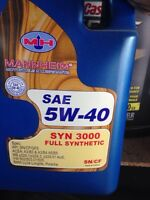 5w40 oil for German cars
