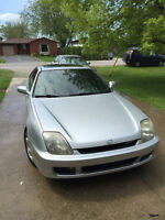 2000 Honda Prelude Coupe (2 door)