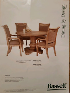 Dining set and hutch special purchase