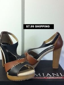 LUMIANI COLLECTION ELIZA SANDALS~70% off~W 7.5~NIB