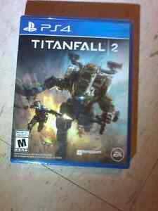 Titanfall 2 PS4 for sale UNOPENED