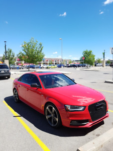 2013 Audi S4 Fully Loaded (Excellent condition)