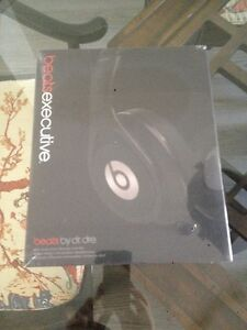 BEATS Executive Heaphones By Dr Dre -  NEW In BOX