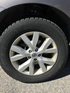 2008 Nissan Altima Winter Tires