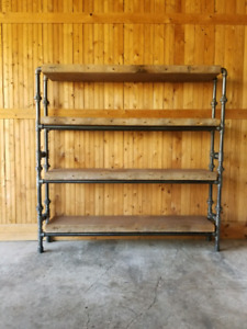 Industrial Shelves (Discounted Prices) Rustic Furniture