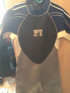 Wetsuit for sale, new, never used. Asking $35