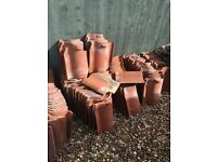 180 Red Roof Pan Tiles