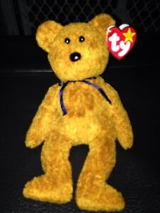 Fuzz Ty beanie baby still with tags price firm