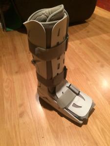 Foot air cast