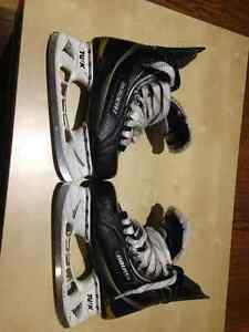 BAUER ONE60 BOYS SKATES 6.5 D