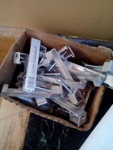 """gutter hangers, 5"""" new"""