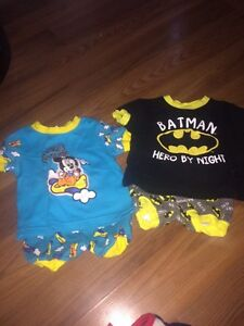 Baby boy clothing lot.  0-12 months.