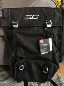 Under Armour Signature Roll-Top SC30 Steph Curry Storm Backpack